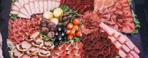 Fleisch Platten für Ihr Apéro